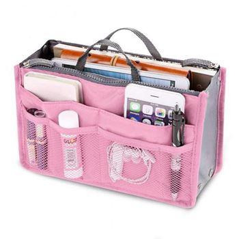 Obrázek Organizér do kabelky - růžový