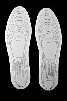 Obrázek Vložky do bot s paměťovou pěnou