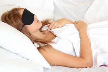 Obrázek Maska na spaní