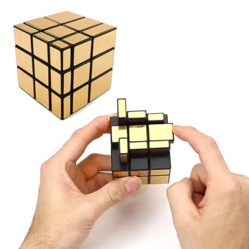 Mirror cube