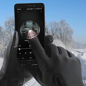 Obrázek Dotykové rukavice - M