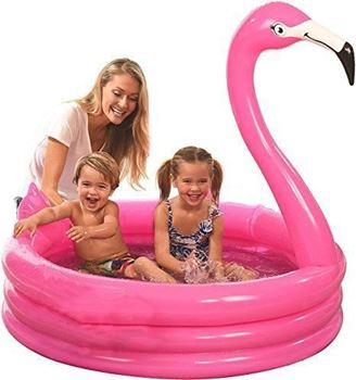 Obrázek Dětský nafukovací bazén Plameňák