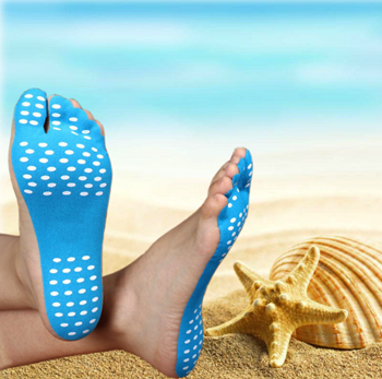 Obrázek Ochranné nálepky na chodidla - S