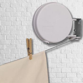 Obrázek Samonavíjecí šňůra na prádlo