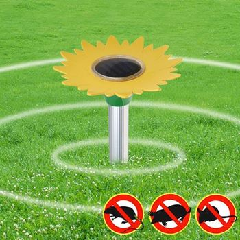 Obrázek Solární odpuzovač škůdců