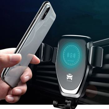 Obrázek Držák telefonu s bezdrátovým nabíjením