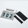 Obrázek z Solární světlo s číslem domu