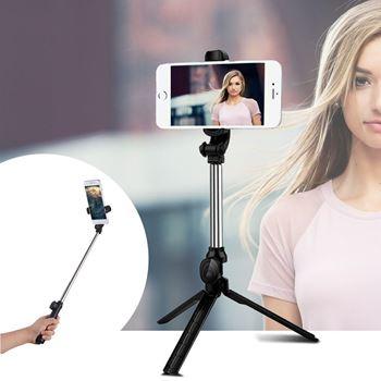 Obrázek Selfie tyč se stativem