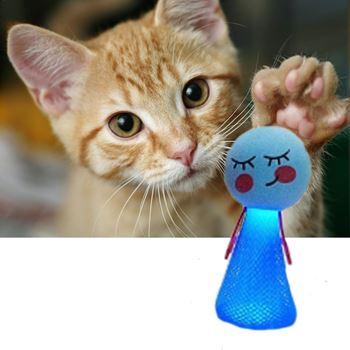 Obrázek Skákací míček pro kočky