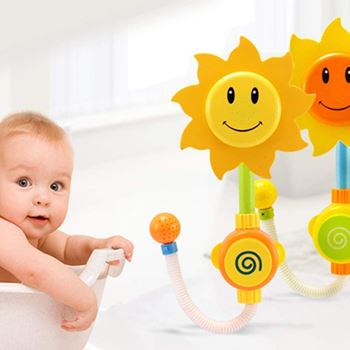 Obrázek Sprcha do vany - slunečnice