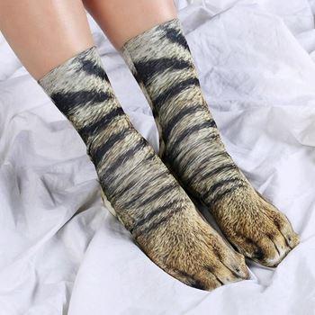 Obrázek Zvířecí ponožky