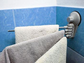 Obrázek Věšák do koupelny - šedý