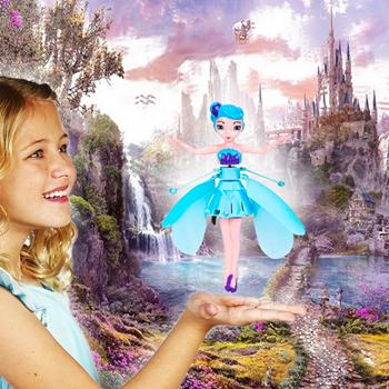Obrázek Létající víla - modrá
