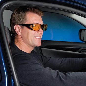 Obrázek HD Vision brýle pro řidiče - 2 ks