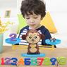 Obrázek z Opičí váha s čísly