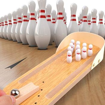 Obrázek Mini bowling