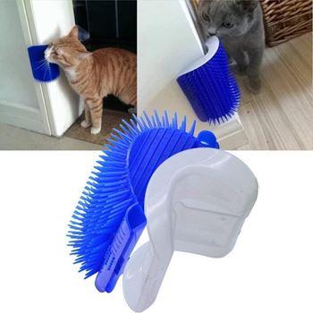 Obrázek Masážní kartáč pro kočky