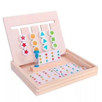 Obrázek Vzdělávací hra - barvy a tvary