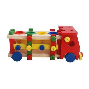 Obrázek Sestav si vlastní auto - dřevěné