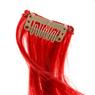 Obrázek z Barevné příčesky do vlasů - červené
