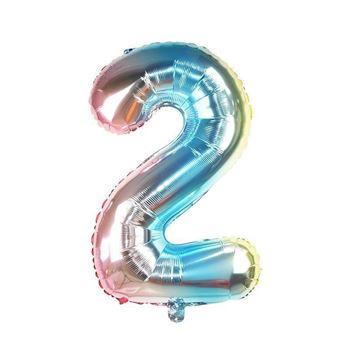 Obrázek Nafukovací balónky čísla - 2