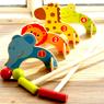 Obrázek z Dětská dřevěná hra - kroket