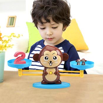 Obrázek Opičí váha s čísly