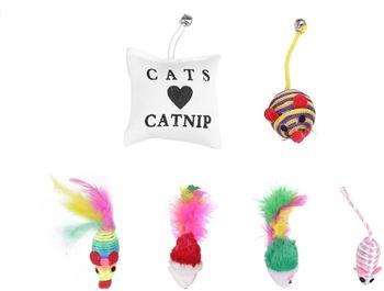 Obrázek Set hraček pro kočky
