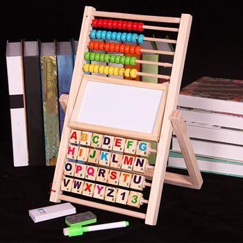 Obrázek Dřevěná tabule s počítadlem