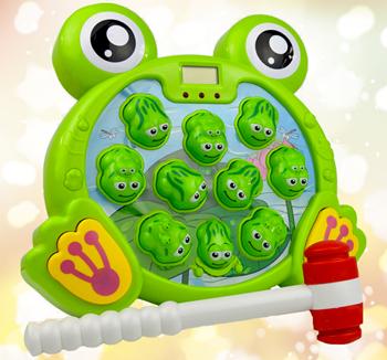 Obrázek Hra - Žabáci