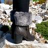 Obrázek z Návleky na nohy - šedé