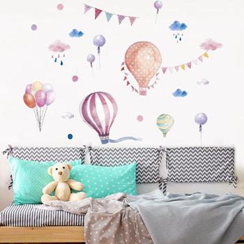 Obrázek Samolepky na zeď - Balóny