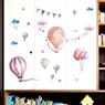 Obrázek z Samolepky na zeď - Balóny
