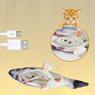 Obrázek z Hračka pro kočky - ryba