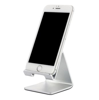 Obrázek Držák na mobil - stříbrný