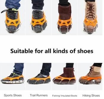 Obrázek Protiskluzové návleky na boty