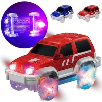 Obrázek Autíčko k svítící autodráze