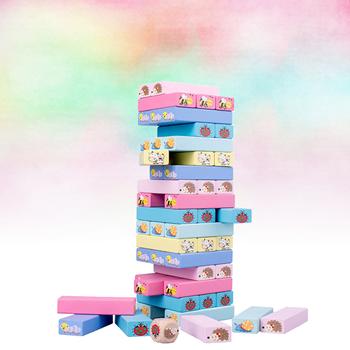 Obrázek Dětská hra - dřevěná věž