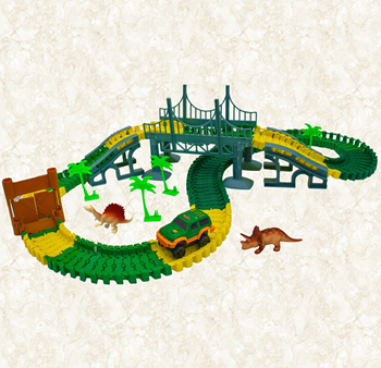 Obrázek Dinosauří autodráha
