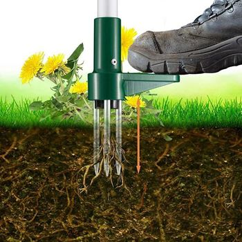 Obrázek Vytrhávač plevele na násadě