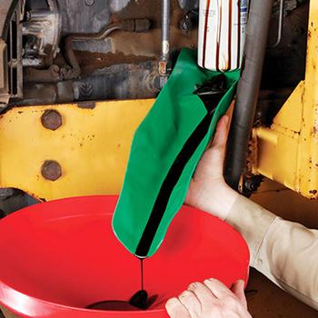 Obrázek Pomůcka pro výměnu oleje v autě