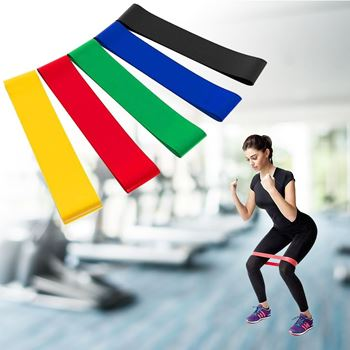 Obrázek Gumy na cvičení - 5 ks