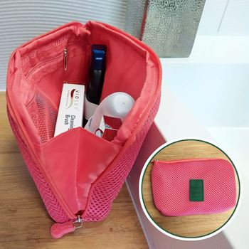 Obrázek Kosmetická taštička - růžová