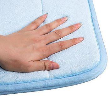 Obrázek Protiskluzová koupelnová předložka - modrá