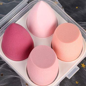 Obrázek Houbičky na make-up 4 ks