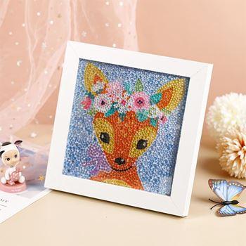 Obrázek Diamantové malování pro děti - srnka