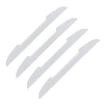 Obrázek Ochranné lišty proti otlučení - bílá