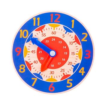 Obrázek Učíme se hodiny