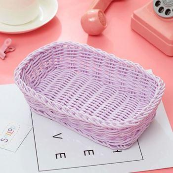 Obrázek Plastový košík - fialový