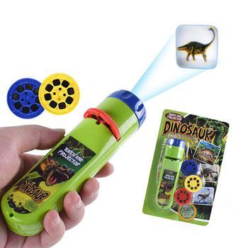 Obrázek Dinosauří projektor